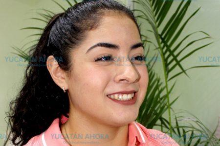 Patinadora yucateca se suma a la delegación de Juegos Centroamericanos