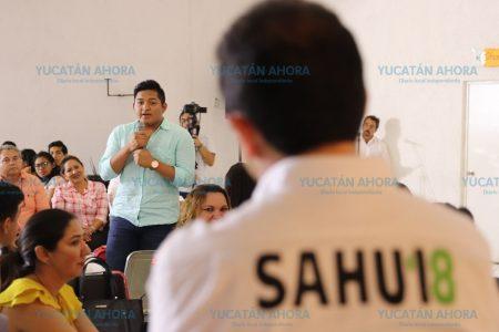 Compromiso de Mauricio Sahuí: 100 mil laptops para bachilleres