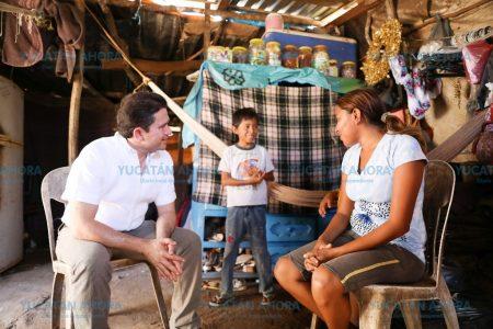 Es necesario reforzar políticas sociales que ya demostraron su efectividad: Mauricio Sahuí