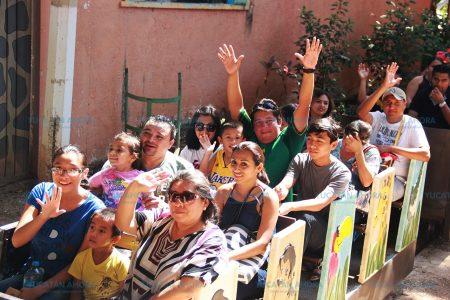 El Ayuntamiento de Mérida celebra a los niños con amplio programa de actividades