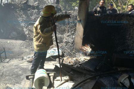 No soporta el dolor y muere lesionado en la explosión de Hocabá
