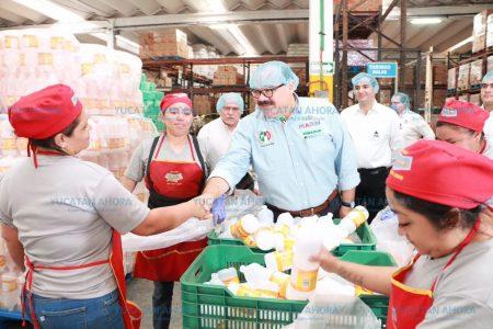 Vienen mejores tiempos para Yucatán: Ramírez Marín