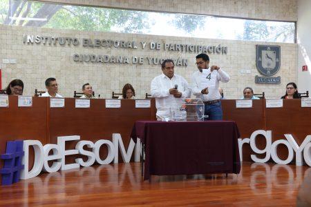 Mauricio Vila abre el debate de este miércoles 2 de mayo en Yucatán