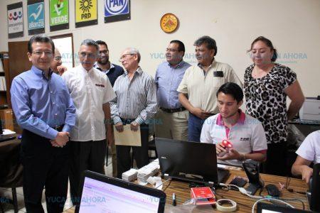 Resguardan credenciales que yucatecos 'olvidadaron' en el INE