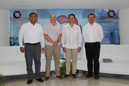 Canacintra evalúa a los candidatos a la alcaldía de Mérida
