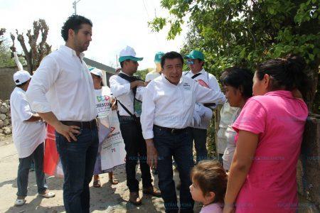 Ofrecen trabajar por las comisarías de Mérida