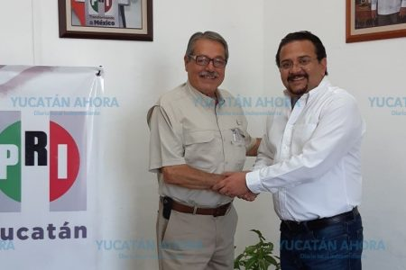 Nuevo delegado del CEN del PRI en Yucatán