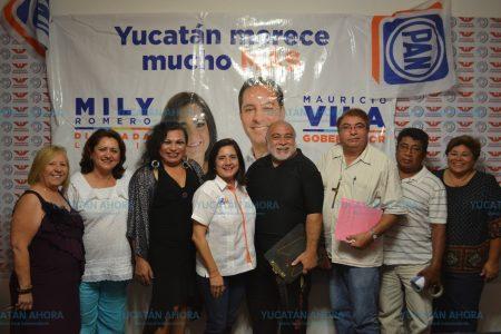 Yucatán merece una sociedad incluyente y sin discriminación: Mily Romero