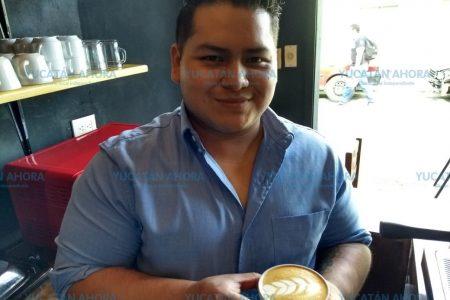 Personaje yucateco: barista en la tierra del panucho