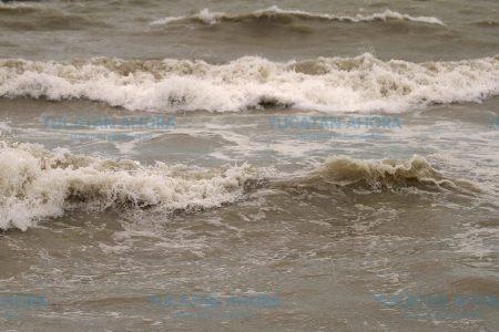 Desafió al mar embravecido y lo pagó con su vida