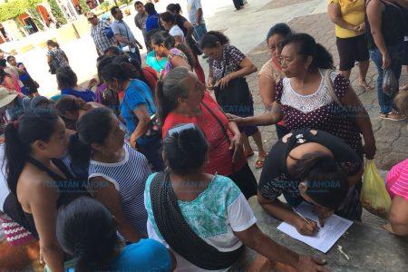 Antorcha Campesina denuncia 'calumnias viles' de desertores en Peto