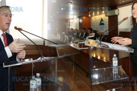 Concanaco invita a los candidatos presidenciales a fortalecer las empresas