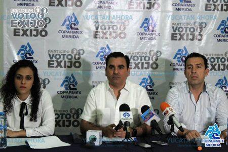 Coparmex anuncia su programa de participación en las #EleccionesYucatán2018