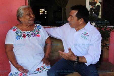 Se abren más puertas a Crescencio Gutiérrez en el III Distrito federal