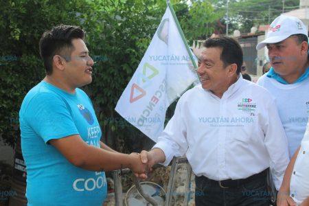 Crescencio Gutiérrez ofrece legislar a favor de las familias