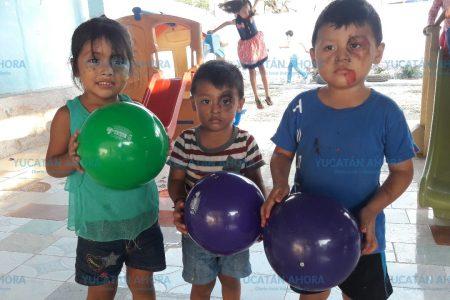 García Márquez y Mujeres de México y el Mundo celebran a la niñez