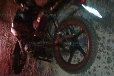 La muerte no dio oportunidad a motociclista que borracho manejaba mejor