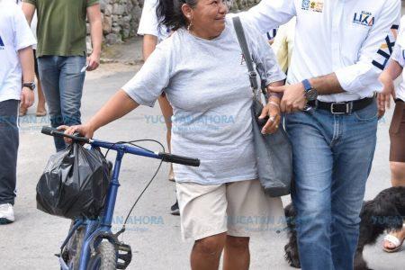 En diálogo con ciudadanos, Elías Lixa teje su agenda legislativa