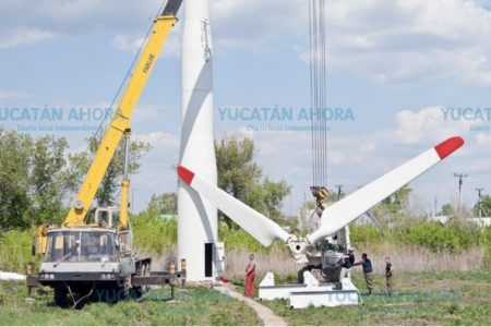 Planean nuevo parque eólico en Yucatán, en la zona de Buctzotz
