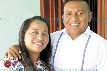 En Maní esposos buscan la alcaldía: Él por PRD-MC; ella por el PAN