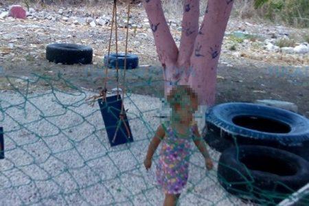 En Flamboyanes tienen el sueño de un parque para los niños
