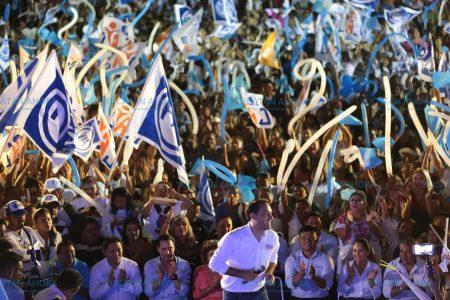 Mauricio Vila ofrece a los yucatecos la salud que se merecen