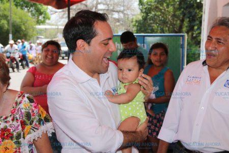 Conmigo, la salud de esta generación está asegurada: Mauricio Vila