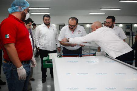 Innovación y tecnología, la gran apuesta de Yucatán: Ramírez Marín