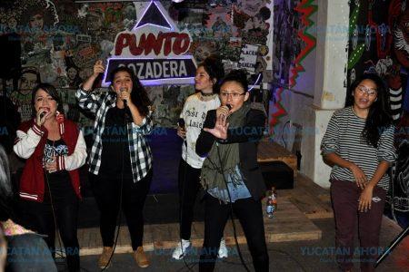 'Las Hijas del Rap' llevan el Hip Hop y la conciencia social a Homún