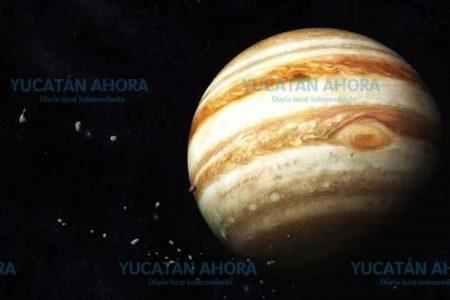 Le toca brillar a Jupiter, tanto como Venus