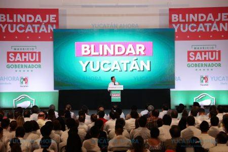 Mauricio Sahuí reitera que Saidén será ratificado en la SSP Yucatán