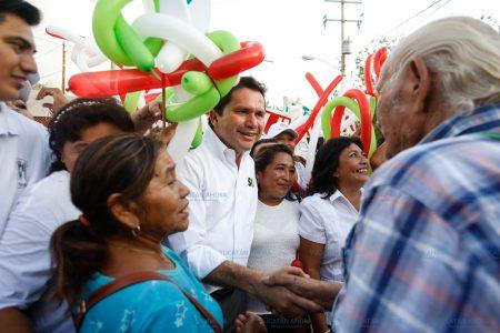 Mauricio Sahuí ofrece un Yucatán con más oportunidades de empleo