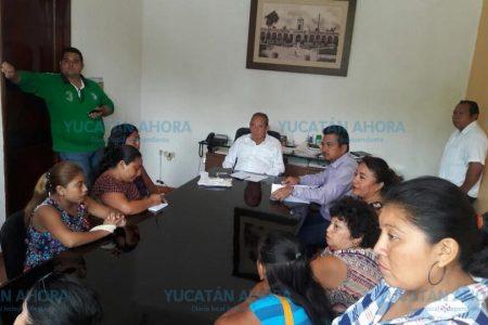 Alcalde de Tizimín da muestras de buena voluntad con antorchistas