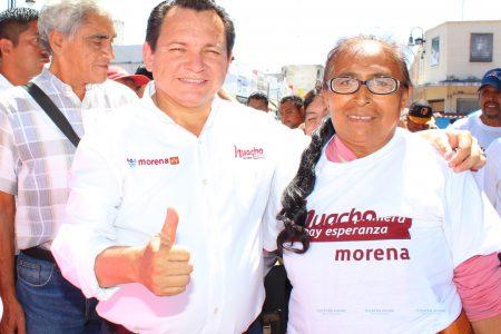 Todos mis compromisos se van a cumplir: Huacho Díaz