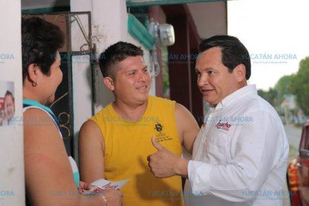 Hay que empoderar al trabajador con mejores salarios: Huacho Díaz