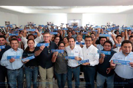 Mauricio Vila pide unirse para mejorar la salud de Yucatán