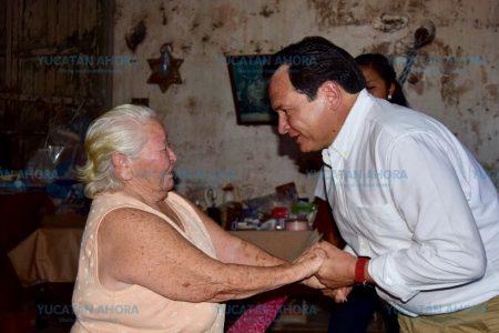 Queremos cambiar el rumbo de Yucatán: Huacho Díaz