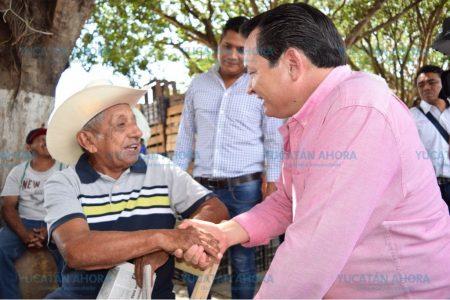 Vienen tiempos de justicia para los que menos tienen: Huacho Díaz
