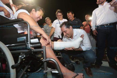 El sistema de salud en Yucatán está en crisis: Mauricio Vila