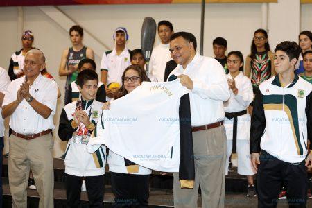 El deporte en Yucatán, en ruta ascendente: Zapata Bello