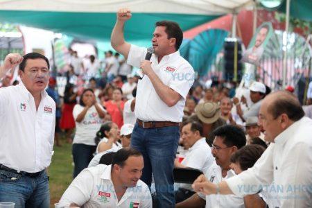 No vamos a permitir que el destino de Yucatán se lo roben los ocurrentes: Sahuí