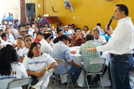 Agradece Renán Barrera a quienes hacen una Mérida de calidad en servicios públicos