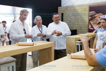 Seguridad e infraestructura de Yucatán atraen a empresa que surte harina a varios países