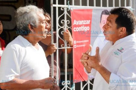 Voy a combatir las carencias sociales: Crescencio Gutiérrez
