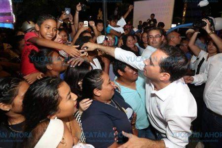 Se establecerán las condiciones para que Yucatán sea un estado modelo: Vila