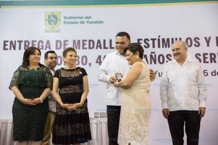De Yucatán, los profesores mejor calificados de México