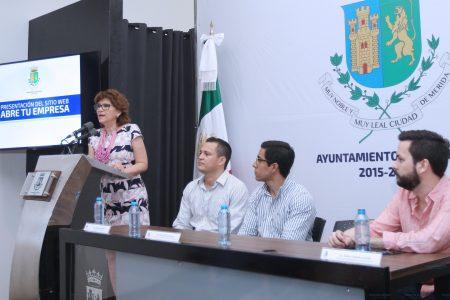 Desde el internet se puede abrir una empresa en Mérida
