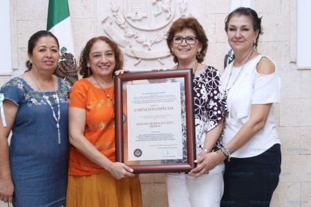 Reconocimiento internacional a Mérida por sus prácticas a favor de la mujer