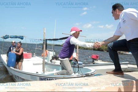 Jesús Vidal gestionará y vigilará recursos para el campo y la pesca
