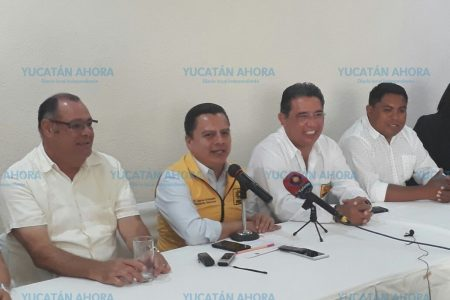 El PRD no se 'cuelga' de nada ni de nadie, asegura su dirigente nacional